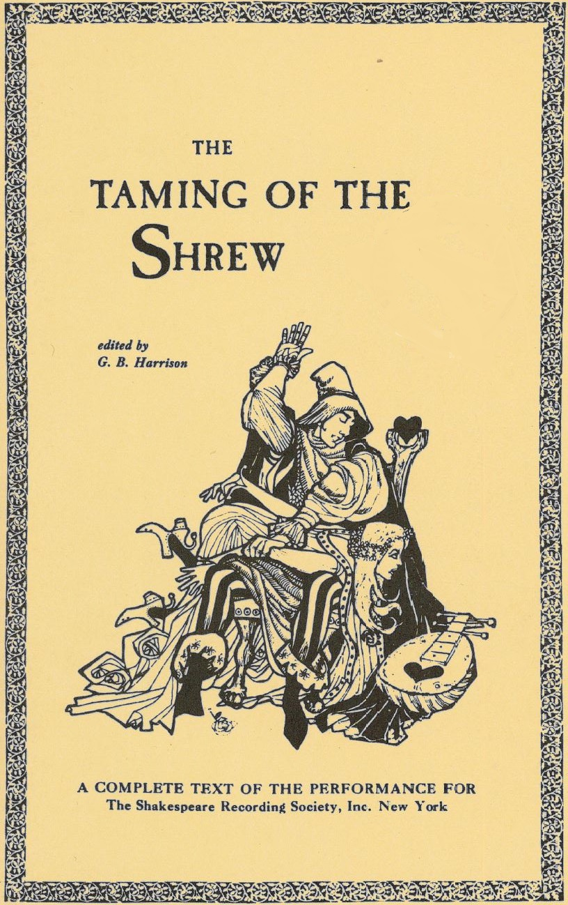 shakespeare essay taming of the shrew The taming of the shrew  critical essays shakespeare's historical basis for the play bookmark this page manage my reading list the.