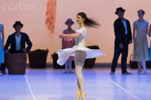"French Ballet ""Giselle"" staged by Neumeier in Hamburg"