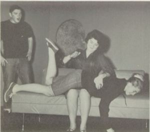 05b Susie and the FBI 1964 East Huntingdon HS 1