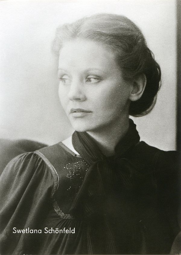 Swetlana Schönfeld