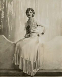 NPG x25903; Dame (Florence) Lilian Braithwaite by Janet Jevons