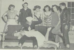 15 1950 Escalon HS