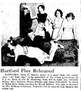 18 1952 Hartford HS