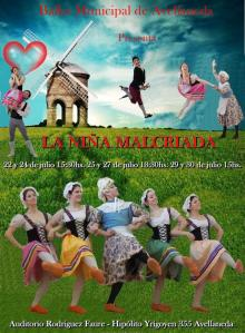 2014 Ballet Muncipal de Avellaneda