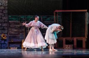 2014 roanoke Ballet Studio spanking muffed
