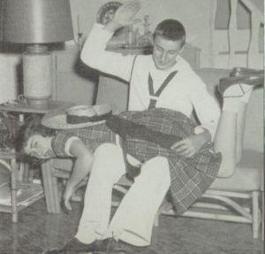 21 1955 Defiance HS