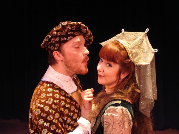 Amber with petruchio