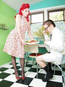 Decadence Dolls 05 Scarlet Bottum & Jason Link