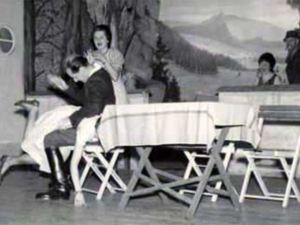 Einmal Hiebe Dreimal Liebe 1963