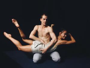 Jealousy Scottish Ballet Lewis Landini & Sophie Martin