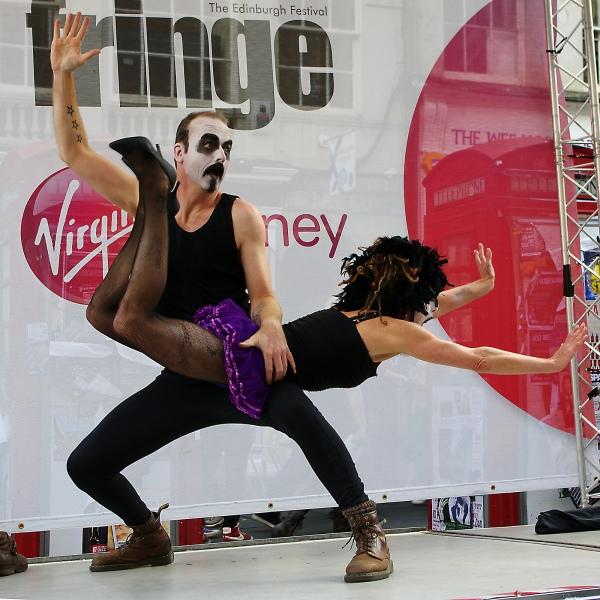 Medicine Show Edinburgh Fringe 2012 a