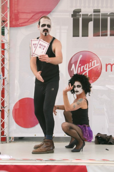 Medicine Show Edinburgh Fringe 2012 e