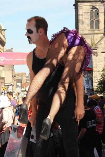 Medicine Show Edinburgh Fringe 2012 h