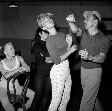 Pas de Dieux 1959 Claude Bessy & Gene Kelly