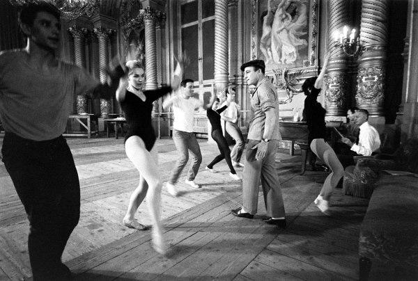 Pas de Dieux 1960 with Claude Bessy 04_115534540