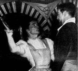 Shrew 1955 Hepburn & Helpmann