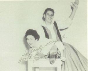 Shrew 1957 Van HS Texas