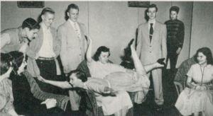 Spring Journey 1953 Davenport HS