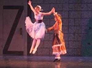 2014 Dance Wisconsin Natalya Weise smacking