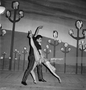 Pas de Dieux 1960 Bessy & Attilio Labis