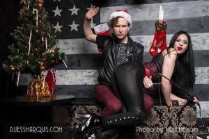 27 Santa Photo booth at Trash 2013
