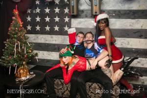 41 Santa Photo booth at Trash 2013 1