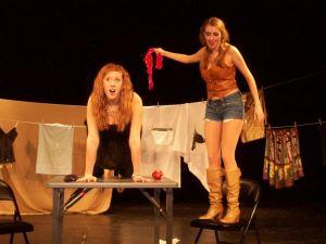 02 Desdemona Austin Texas Jessica Brooks-Allen as Des Molly McKee as Bianca