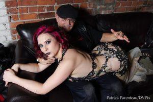 Patrick Parenteau 20 2015 with Nikki Rose
