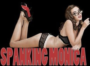 01 Spanking Monica