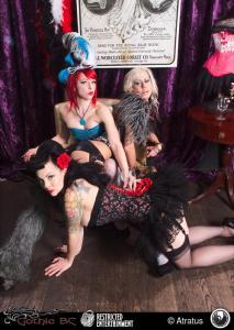 Michael R Barrick (Atratus) 33 Sin City 2013 fete corset 6