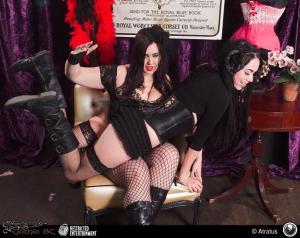 Michael R Barrick (Atratus) 36 Sin City 2013 fete corset 1