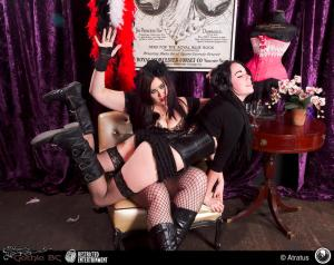 Michael R Barrick (Atratus) 37 Sin City 2013 fete corset 2