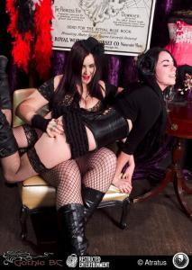 Michael R Barrick (Atratus) 38 Sin City 2013 fete corset 3