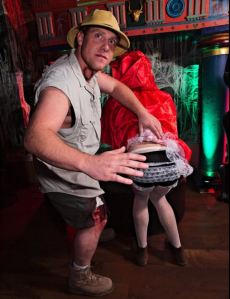 Michael R Barrick (Atratus) Red Riding Hood