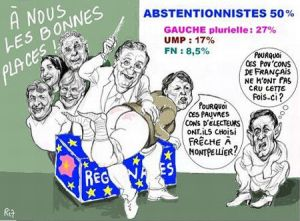 21 2010 Martine Aubry spanked by Georges Freche