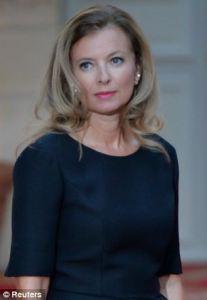 24 Valerie Trierweiler