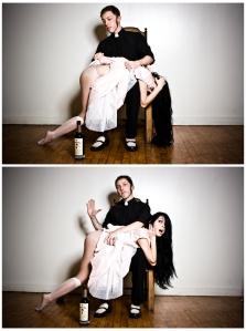Amanda Valentine 14 Father Jon