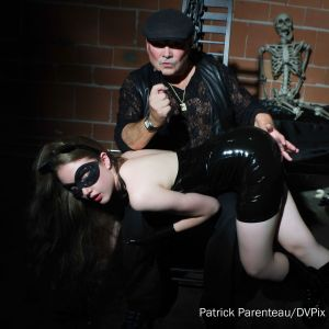 Patrick Parenteau 2015 Halloween