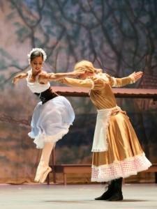 2015 Ballet Eliana Cavalcanti smacking