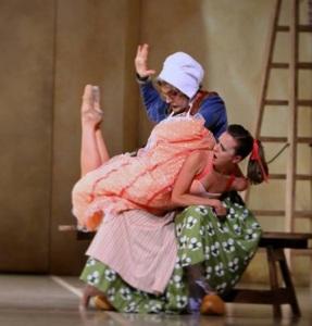 2015 West Australian Ballet Robert Mills & Sarah Hepburn