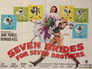 Seven Brides for Seven Brothers Quad