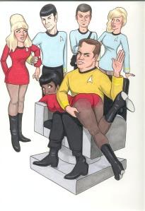 15 Star Trek
