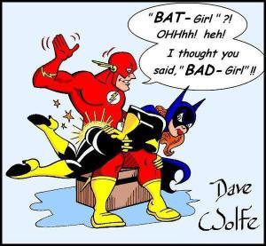 16 Batgirl by Wolfie