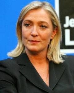 10 Marine le Pen