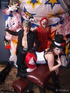 16 Sin city 2008 circus