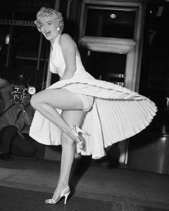 28 Marilyn Monroe 7 Year Itch