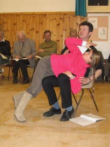 43 2005 Devizes rehearsal