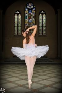 Norman Szkop ballerina 1