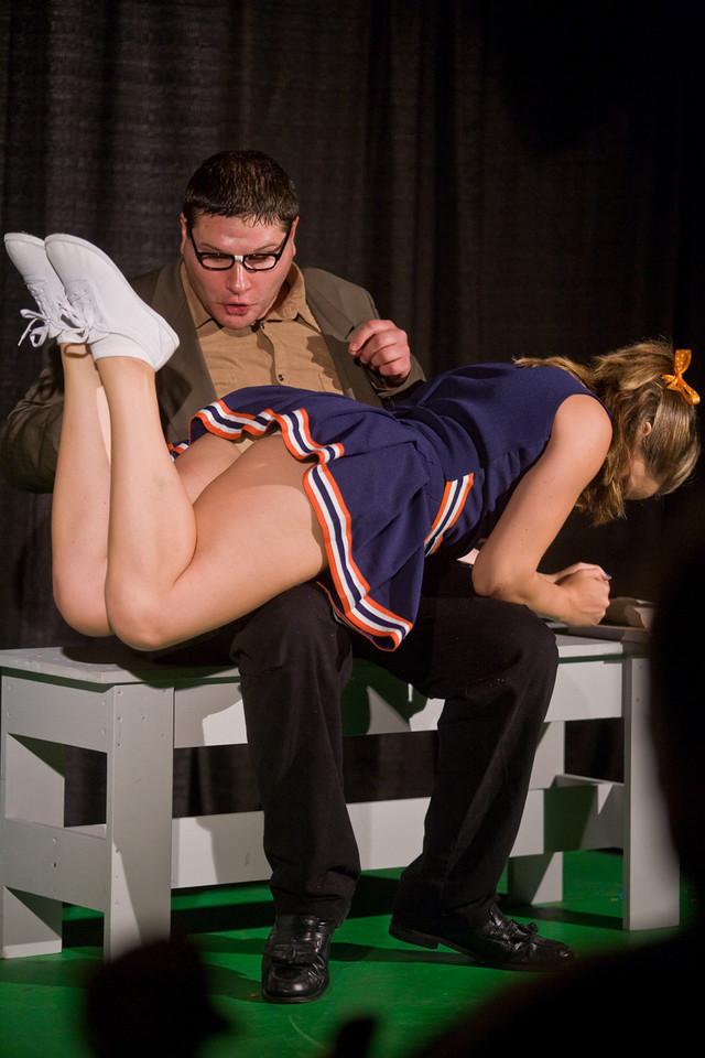 Debbie does dallas sex scenes