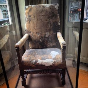 Moliere's Chair